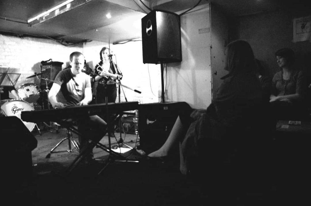 #yellowbentines #livemusic #scottishmusic #scotland #photography #blackandwhite