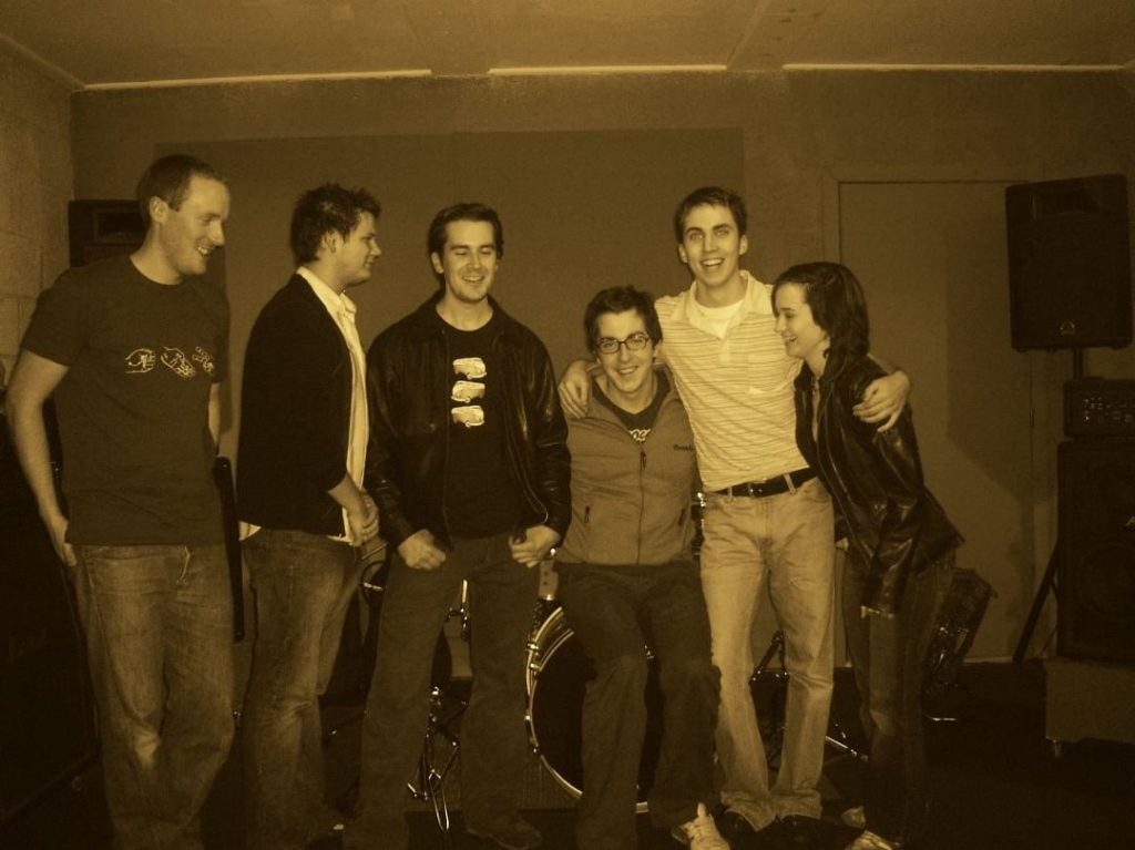 #bandpic #yellowbentines #laughing #goodolddays #scottishmusic #scottishband #scottish