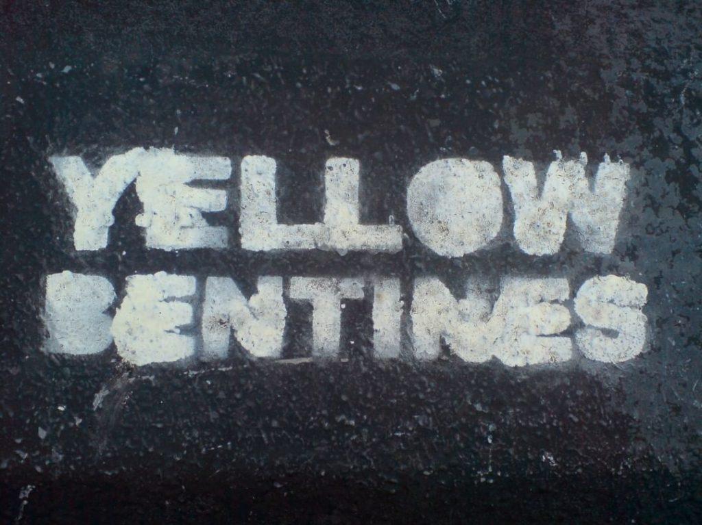 yellow bentines Vandals! #vandals #yellowbentines #graffiti #whodidthis #glasgowband #scottishmusic #band #scottishband #scottishmusic