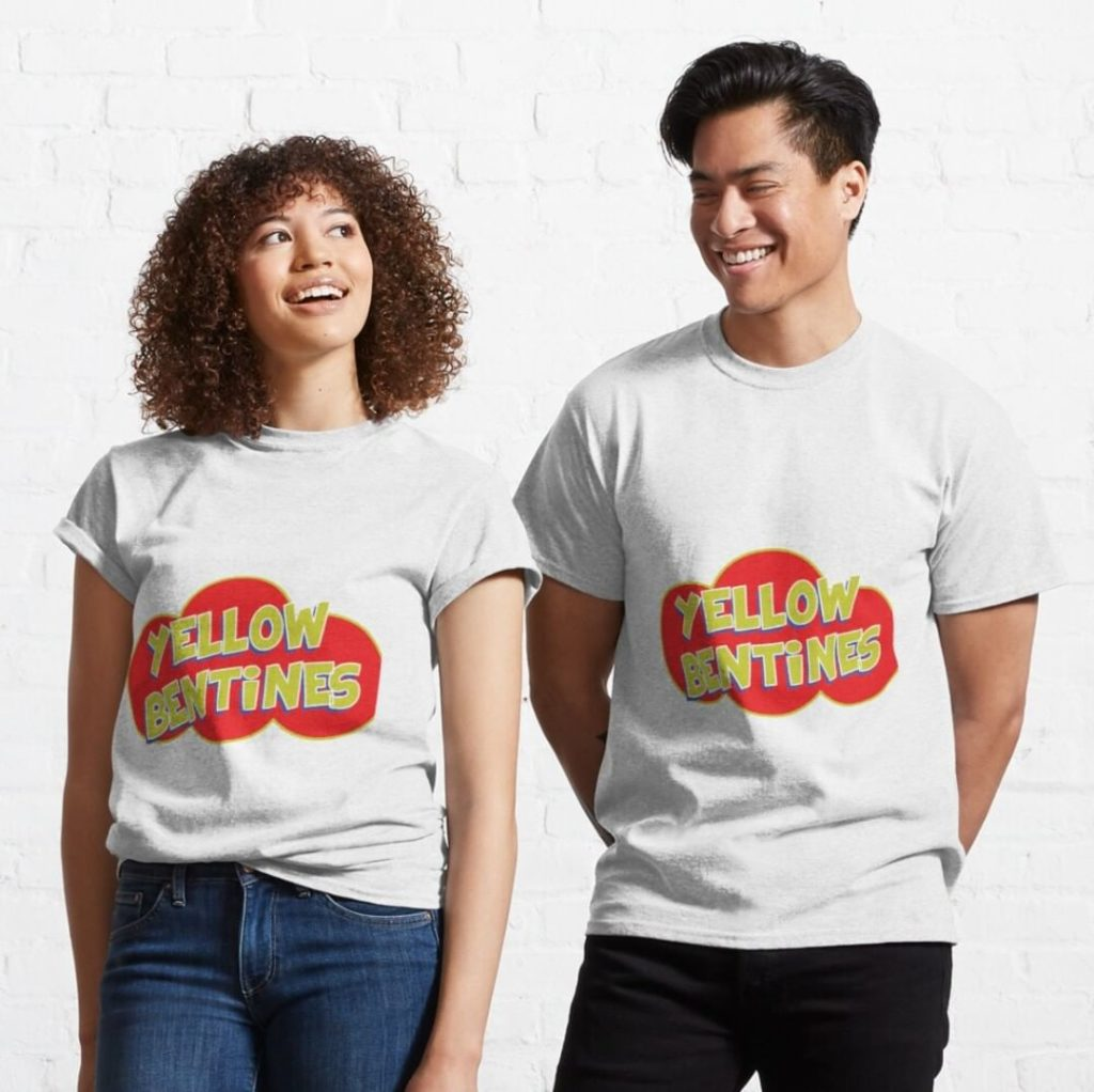 yellow bentines Buy Our Merch: #bandmerch #merch #yellowbentines #buyourmerch #coolmerch #scottishband #scottishmusic #glasgowband #selling #buying #music #musicmerch
